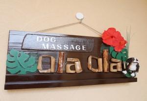 スウェーデン式ドッグマッサージ Ola Ola(オラオラ)